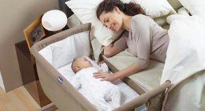 culla per neonati next2me la casa del bebè