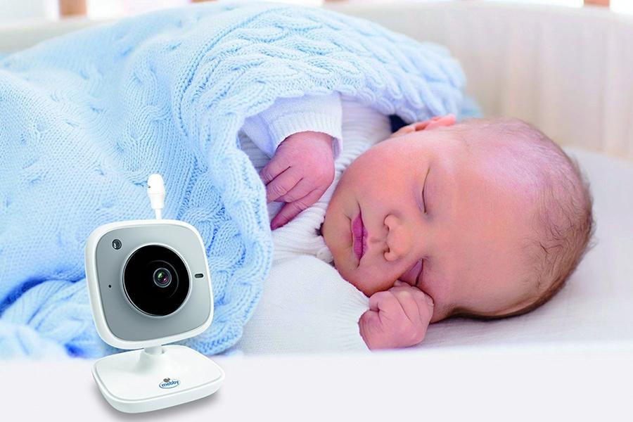 Baby monitor: tecnologia e mamme