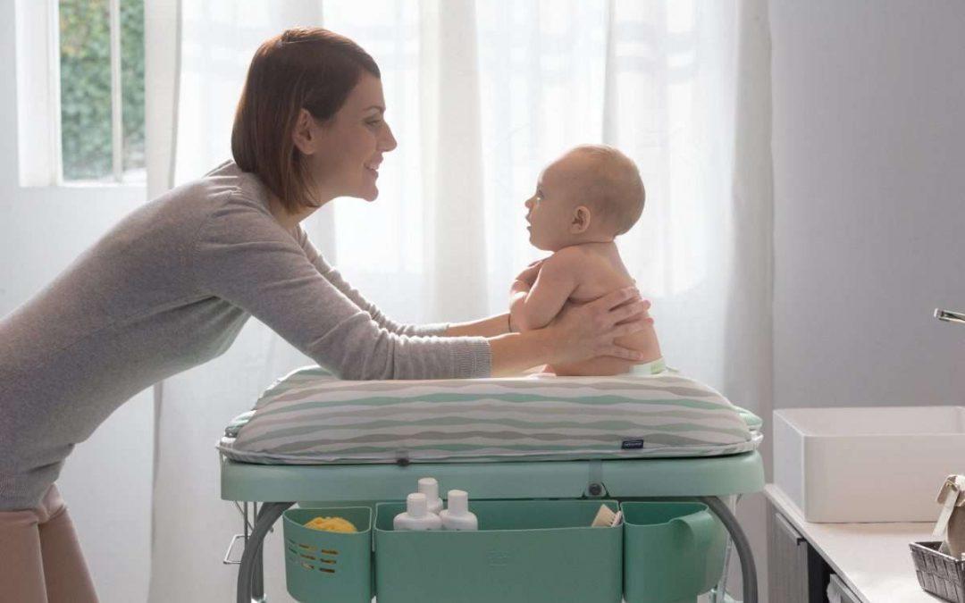 Bagnetto e Fasciatoio: igiene e comfort per il tuo bebè