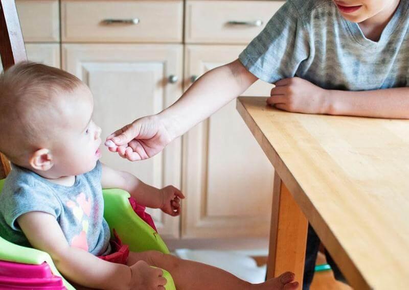 Seggioloni pappa: comfort e praticità