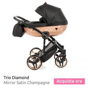trio diamond 2019 champagne