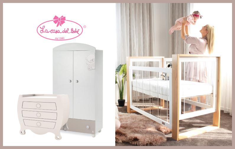 Cosa non può mancare nella cameretta di un neonato